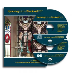 Hymnsing Volume1 Stockwell CD & DVD